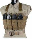 Specter Gear M-2 Mk-3 Rapid Reload Chest Carrier (AK-47)