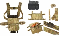 Spiritus Systems Micro Fight Chest Rig and Accessories
