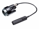Surefire Remote Dual Switch Tailcap Assembly for WeaponLights - 7 Inch Cable