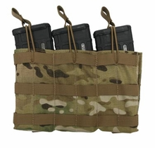 Tactical Tailor 5.56 Triple Mag Panel 30rd -  Fight Light and Standard Models