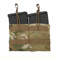 Tactical Tailor Fight Light 7.62 Double Mag Shingle - 20rd