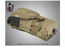 Clearance TAG MOLLE M16 Mag 2 Pouch