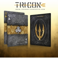 Trident Concepts TACOST Training Card Set - Rifle 1