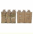 US PALM AK Triple Mag Pouch Shingle