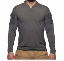 Velocity Systems BOSS Rugby Long Sleeve