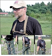 Clearance Viking Tactics Back Pack Sling