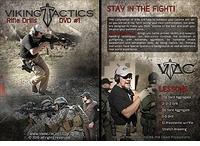 Clearance Viking Tactics Rifle Drills DVD 1