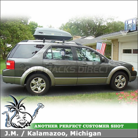 2006 Ford Freestyle Car Rack Cargo-Luggage Box