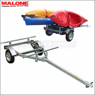2009 Malone Towing Trailer for Boats, Kayaks, Canoes, Cargo Boxes, Bikes etc - MPG460G