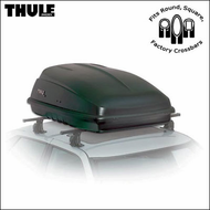 2009 Thule 667ES Excursion ES Cargo Roof Box  - Thule Car Roof Top Cargo Carriers
