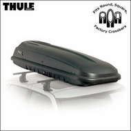 2009 Thule 668ES Frontier ES Cargo Roof Box  - Thule Car Roof Luggage-Cargo Gear Carriers