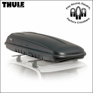 2009 Thule 669ES Mountaineer ES Cargo Roof Box  - Thule Car Roof Cargo-Luggage Carriers