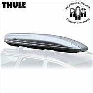 2009 Thule 689US Spirit Roof Cargo Box  - Thule Car Roof Top Cargo Carriers