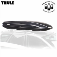 2009 Thule 689USB Spirit Cargo Roof Box  - Thule Car Roof Cargo Rooftop Carriers