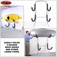 2010 Delta Degas Roof Box and Kayak Storage Rack etc. - RS6700