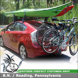 Bicycle Racks For Toyota Sienna Autos Post