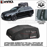 2011 Inno Flex Top 10 BRA110 Cartop Cargo Bag - Factory Rack Compatible Cargo Roof Bag