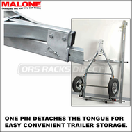 2011 Malone MicroSport Trailer Removable Tongue Kit - MPG485