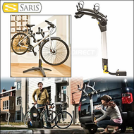 "2012 Saris T-Bones Hitch Bike Rack 813 / 823 - Combination 3 Bike Hitch Rack for 2"" & 1.25""Hitches and Storage Bike Rack"