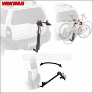 "2012 Yakima DoubleDown 2 Hitch Bike Rack for 2"" & 1.25"" Hitches - 8002423"