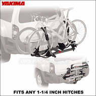 2012 Yakima HoldUp Hitch Bike Rack for 1-1/4 inch Hitches - Platform Style Hitch Mount Bicycle Carrier - 8002434