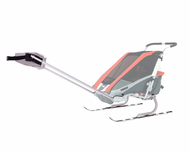 2013 Chariot CTS Hiking Kit - Chariot Hiking Child Trailer Conversion Kit for All CX 1 / 2, Cougar 1 / 2 & Cheetah 1 / 2 Chassis