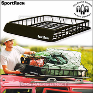 2013 (Thule Racks) SportRack A21030 Roof Basket Rack
