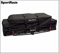 2013 (Thule Racks) SportRack A21120b Hitch Basket Organizer Bag