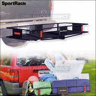 2013 (Thule Racks) SportRack A30850 Hitch Mounted Basket Cargo Carrier / Folding Hitch Basket Rack