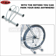 2014 Delta Rothko 1 Bike Parking Rack / Rolling Bicycle Stand - RS3001