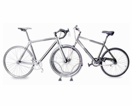 Delta Seurat Bike Parking Rack and Bicycle Floor Stand