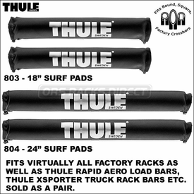 801 802 803 804 Thule Surf Pads Now Available