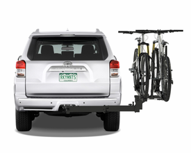 "BackStage Swing Away Platform Style Hitch Mount Bike Rack For 2"" Hitch --RM1002"
