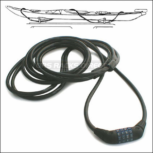 Lasso Security Cable System