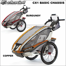 Chariot CX 2 / CX 1 Baby Joggers, Strollers, Bike Trailers Are Here