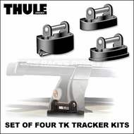 Thule TK Tracker II Kits (set of 4)