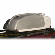 Gear Tick Cargo Box - Car Roof Hard-Shell Golf Clubs-Luggage Carrier