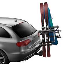 Hitch Ski & Snowboard Racks