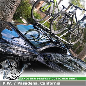 Inno Bike Racks for 2004 Pontiac GTO Roof Rack Cross Bars