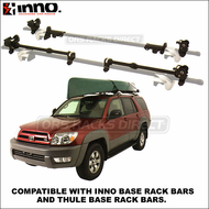 Inno IN410 Canoe Rollers | Complete Canoe Rack & Roller System