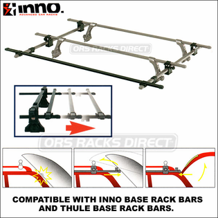 Inno IN417 Slide Extension Kit - Prevents Boat From Contacting Rear of Vehicle