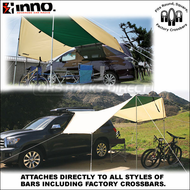 Inno INA240 Car Side Awning - Fits Factory Racks & Inno, Thule, Yakima Crossbars