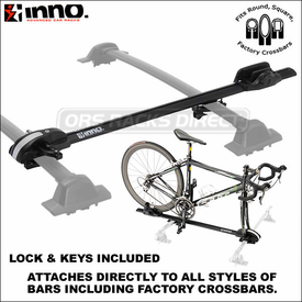 Inno Racks INA387 Slim Fork Bike Rack Now Available
