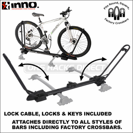Inno Racks INA388 Tire hold Bike Rack Now Available