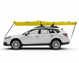 Horizontal Kayak Racks