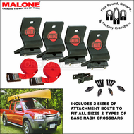 Malone Canoe Racks - Malone BigFoot Canoe Rack - MPG104