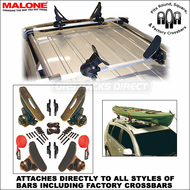 Malone Saddle Up Pro Kayak Rack RHR<br> RED HOT RETURN