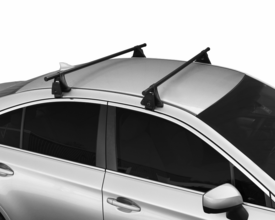 Naked Roof Crossbar Systems