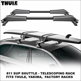 New-for-2014 Thule SUP Shuttle Stand-Up Paddleboard, Surfboards Rack Now Available