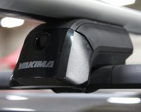 Now Available: Yakima TimberLine Cartop Rack for Raised SideRails